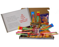 Exam Sweet Box - support a loved one during their revision