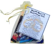 Best Man Survival Kit Gift - great sentimental fun gift -