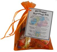 Birthday Survival Gift - Unique Mini Novelty gift -