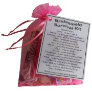 Bridesmaid Survival Kit Gift-A great sentimental gift for your bridesmaid
