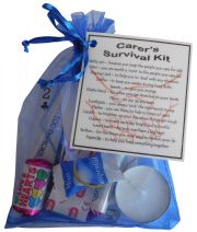 Carer's Survival Kit - Great gift for a carer.
