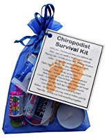 Chiropodist Survival Kit - Great gift for a Chiropodist gift, Chiropodist Secret Santa