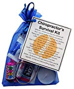 Chiropractor's Survival Kit - Great gift for a Chiropractor gift, Chiropractor Secret Santa