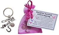 Daughter Survival Charm Keyring - Handmade Daughter Gift for Daughter