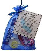 Dental Nurse's Survival Kit - Great gift for a dental nurse