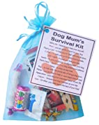 Dog Mum's Survival Kit  - Novelty gift for Dog Mum, Dog Mum Secret Santa gift, Dog gifts, Dog Secret Santa Gifts, Dog Owner gifts, New Dog Mum