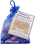 Gamer's Survival Kit Gift  - Small Novelty gift