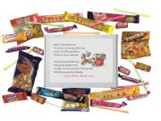 Gift from Santa Sweet Box-An excellent Christmas gift / stocking filler