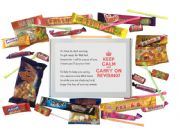 Good Luck in Exams Sweet Box gift-The best way to say Good Luck