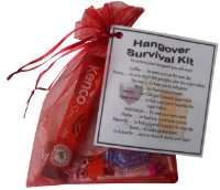 Hangover Survival Kit Gift-An hilarious novelty Kit