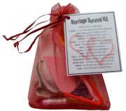 Marriage Survival Kit-Perfect wedding gift for newlyweds
