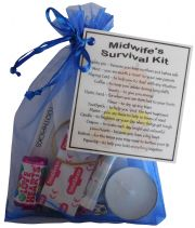 Midwife's Survival Kit-A great way to thank your Midwife