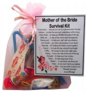 Mother of the Bride Survival Kit-A great sentimental gift