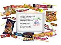 Nurse Thank You SWEET BOX gift. Great Gift for Nurse to say Thank You Nurse. -