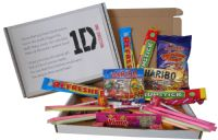 One Direction Sweet Box - Great gift for Christmas or Birthday