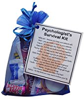 Psychologist's Survival Kit - Great gift for a Psychologist, Psychologist gift, gift for Psychologist, Psychologist present, present for Psychologist, thank you gift for Psychologist