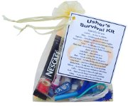 Usher Survival Kit Gift - great sentimental fun gift -