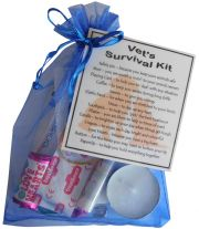 Vet's Survival Kit - Great gift for a vet